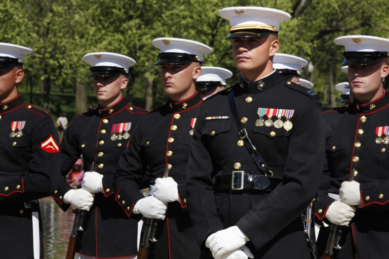 USA – Bring on the Marines!