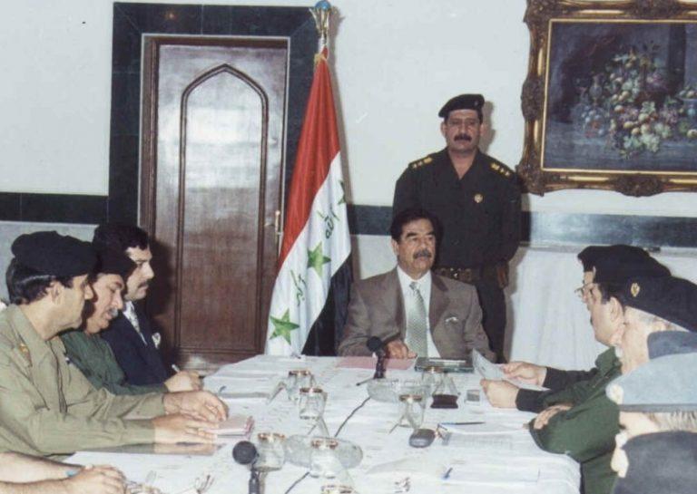 The Return of Saddam